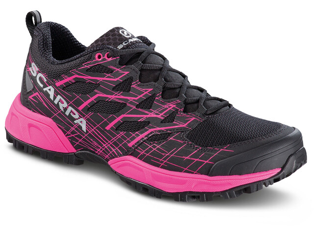 Scarpa Neutron 2 Schoenen Dames, black/pink glow